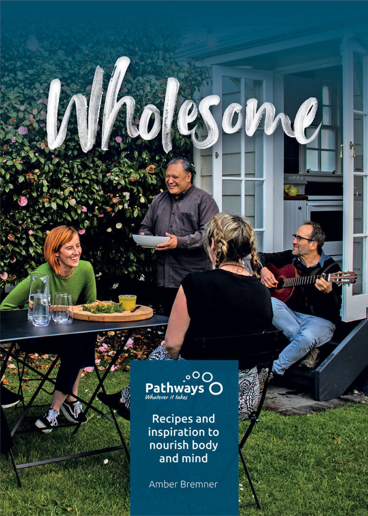 Wholesome: Recipes and inspiration to nourish body and mind.